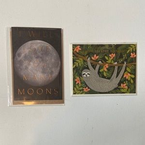 Cards x2 - Free with $50+ Bundles